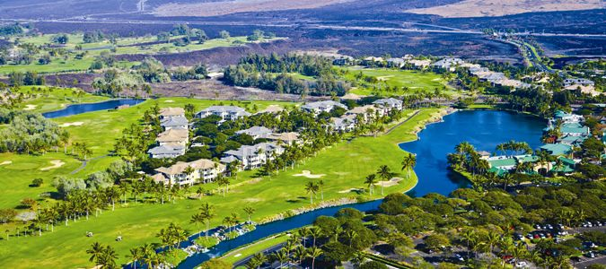 Outrigger Fairway Villas Waikoloa Big Island Northwest Shore