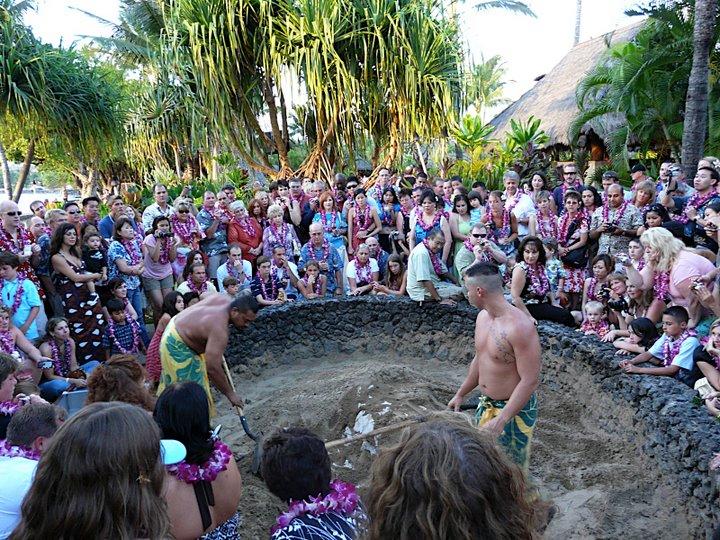 Royal Lahaina Wedding Luau on Maui Hawaii