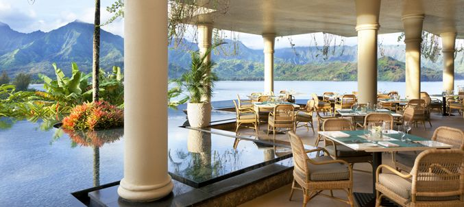 Princeville St Regis Resort Kauai Hawaii