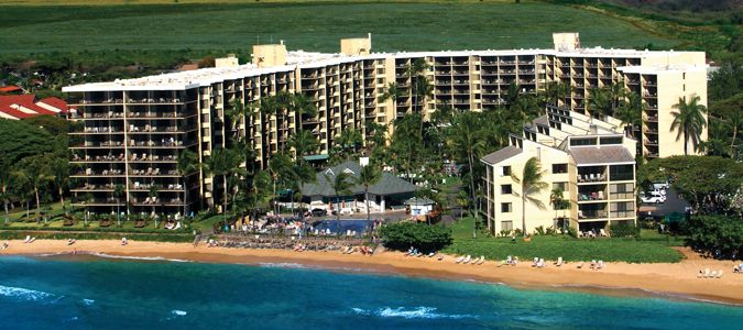 Hawaii family vacations at Kaanapali Shores West Maui