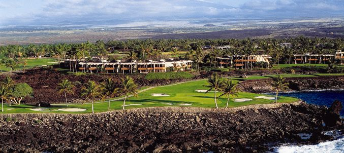 Mauna Lani Bay Hotel Big Island Northwest Shore