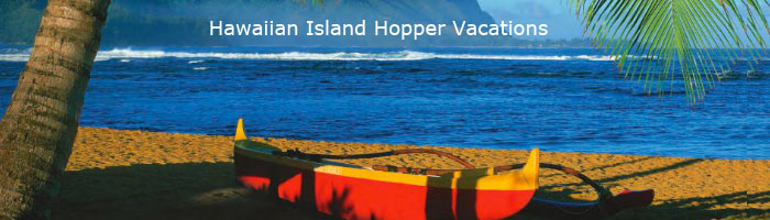 Hawaii Island Hopper Vacations