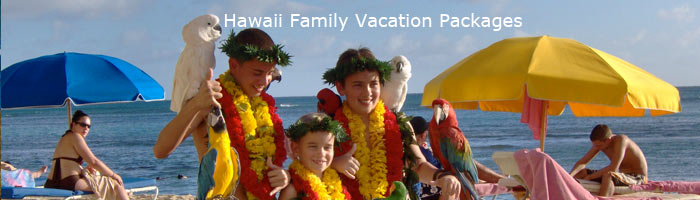 Hawaii Family Vacations