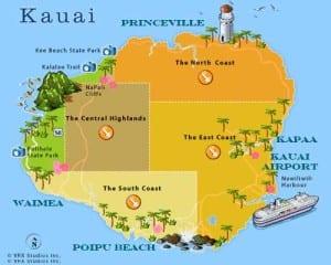 Hawaii travel guide Kauai