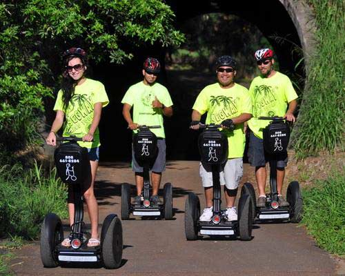 Segway Tours on Maui