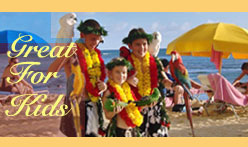 Hawaii Vacation Packages for Families and groups