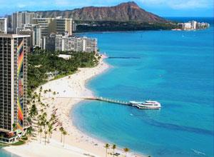 Waikiki Beach, Oahu Resorts Hilton Hawaiian Village