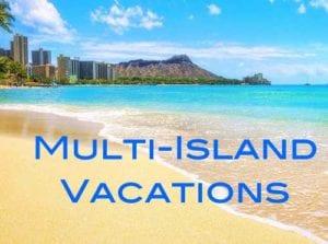 hawaii-multi-island vacations