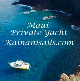 Maui Private Sailing Yacht