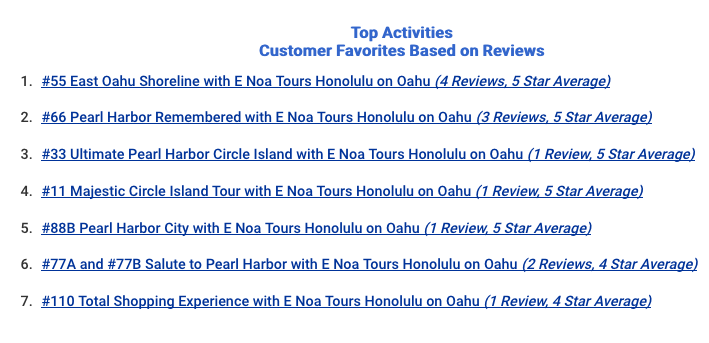 Oahu-sightseeing-tours-E-Noa