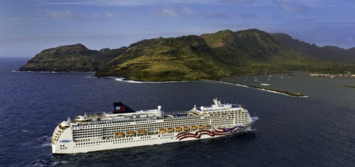 Norwegian 7 Day Hawaii Cruise Pride of America, Nawiliwili, Kauai, Hawaii