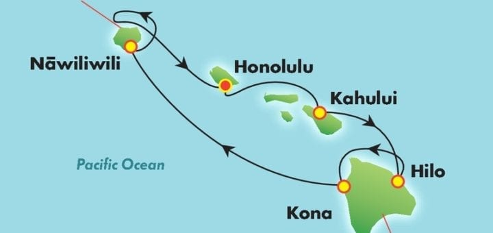 hawaii-islands-cruise-itinerary-map