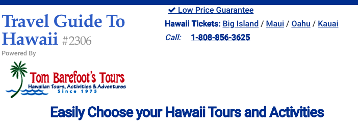 Hawaii Activities and Tours