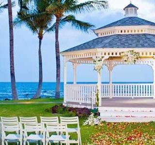 Hawaii Wedding Sites